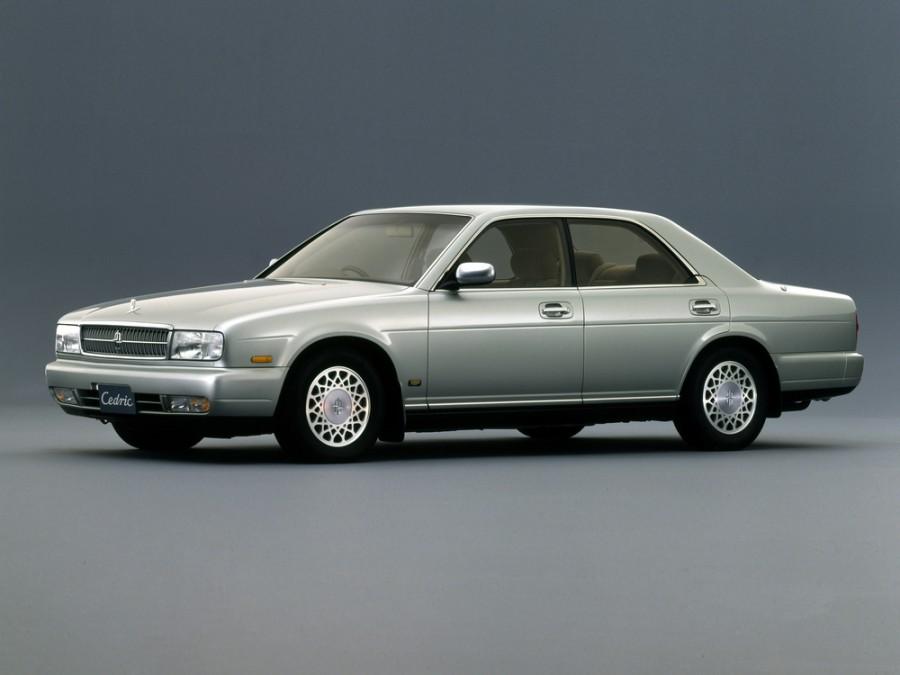 Nissan Cedric хардтоп 4-дв., 1991–1995, Y32 - отзывы, фото и характеристики на Car.ru