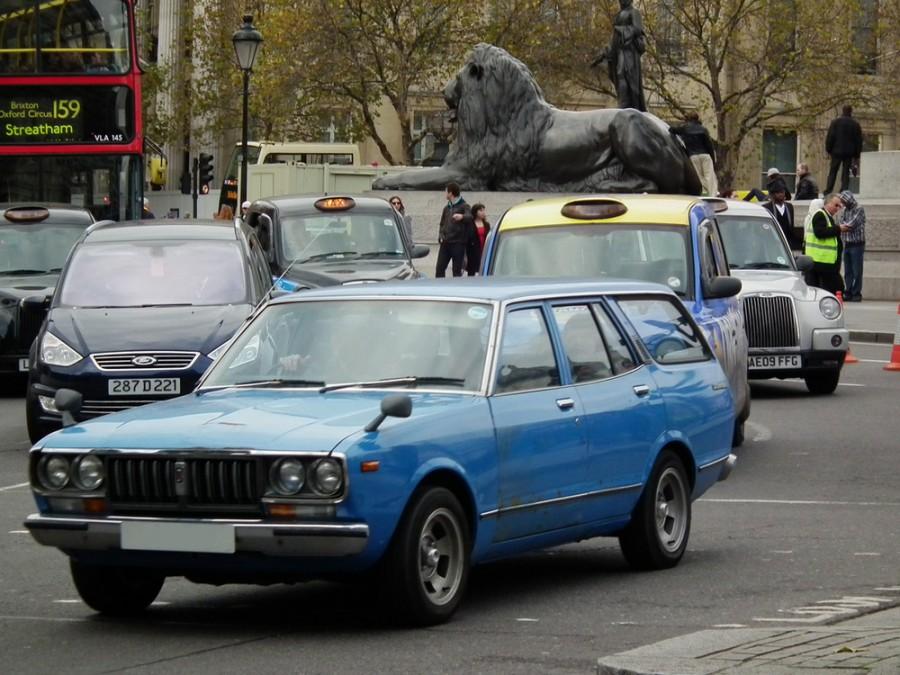 Nissan Bluebird универсал, 1976–1978, 810 - отзывы, фото и характеристики на Car.ru