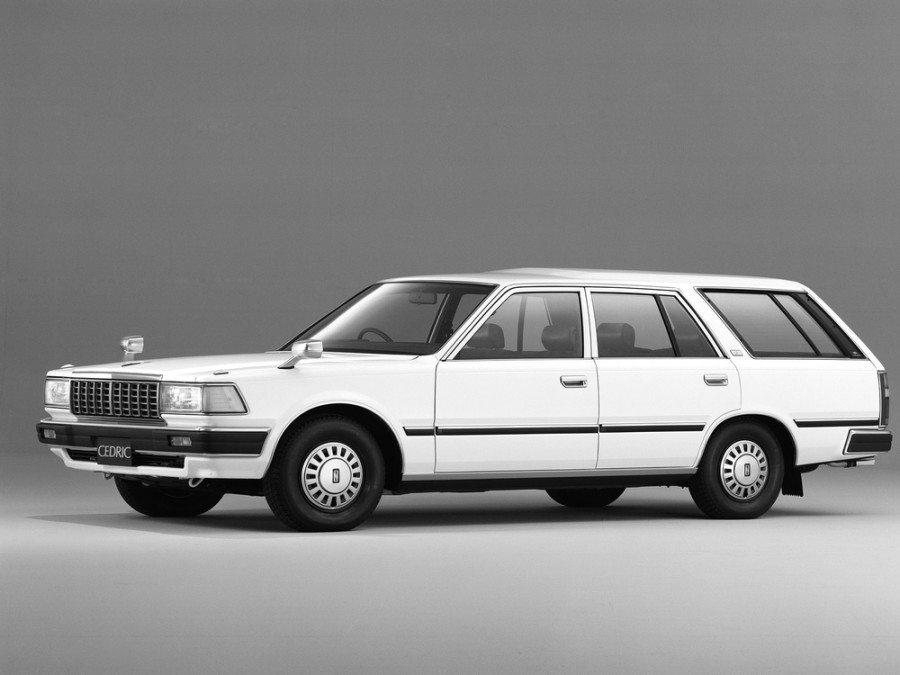 Nissan Cedric универсал, 1983–1985, Y30 - отзывы, фото и характеристики на Car.ru