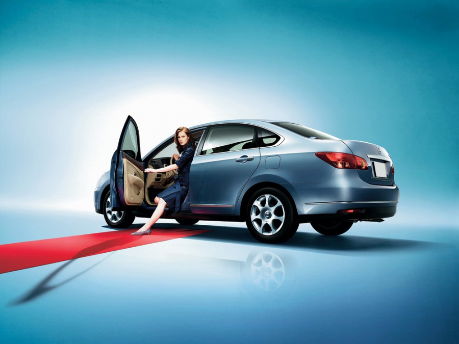 Nissan Bluebird седан, 2005–2012, G11 - отзывы, фото и характеристики на Car.ru