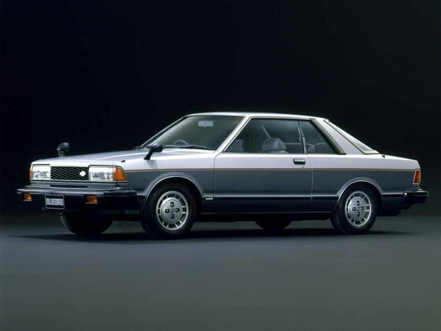 Nissan Bluebird купе, 1979–1993, 910 - отзывы, фото и характеристики на Car.ru
