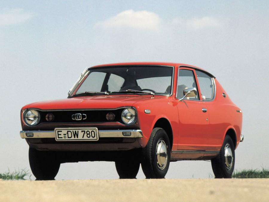 Nissan Cherry седан, 1970–1974, E10 - отзывы, фото и характеристики на Car.ru