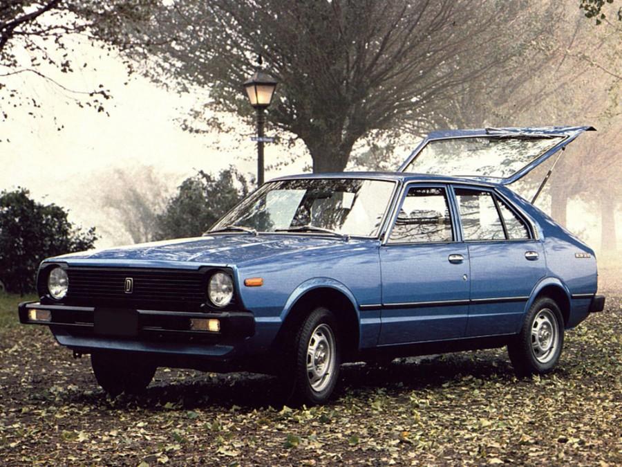 Nissan Cherry хетчбэк 5-дв., N10 - отзывы, фото и характеристики на Car.ru