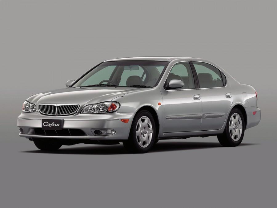 Nissan Cefiro седан, 1999–2003, A33 - отзывы, фото и характеристики на Car.ru