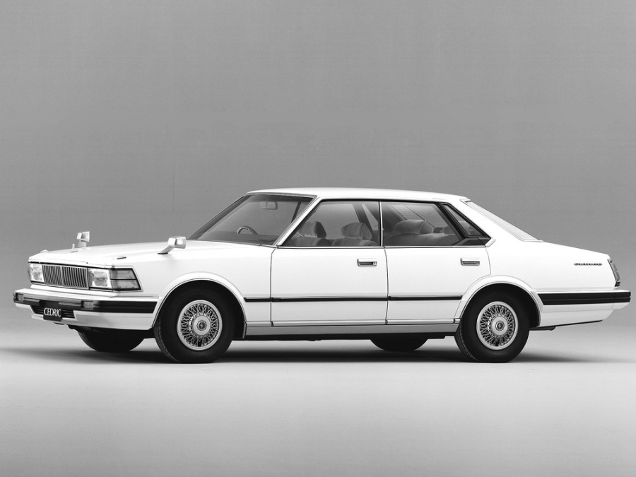 Nissan Cedric хардтоп, 1981–1983, 430 [рестайлинг] - отзывы, фото и характеристики на Car.ru