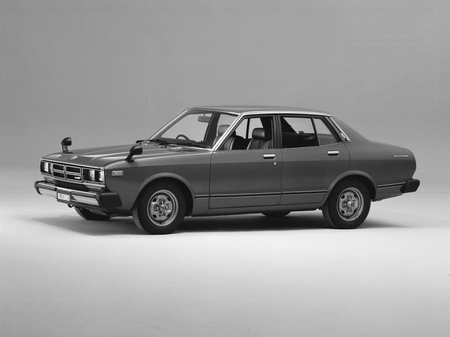 Nissan Bluebird седан, 1978–1979, 810 [рестайлинг] - отзывы, фото и характеристики на Car.ru