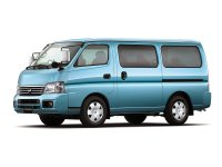 Nissan Caravan, E25, Микроавтобус, 2001–2005