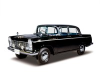Nissan Cedric, 31 [рестайлинг], Special mark i седан 4-дв., 1962–1971