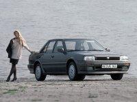 Nissan Bluebird, T12/T72 [2-й рестайлинг], Седан, 1985–1992