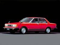 Nissan Bluebird, 910, Седан, 1979–1993