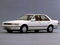 Nissan Bluebird, U12, Седан, 1987–1991