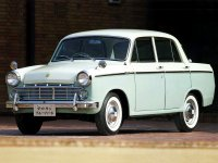Nissan Bluebird, 312 [рестайлинг], Седан, 1960–1963