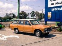 Nissan Bluebird, 610, Универсал, 1971–1973
