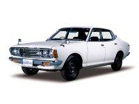 Nissan Bluebird, 610 [рестайлинг], Седан, 1973–1976