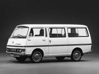 Nissan Caravan, E20, Микроавтобус, 1973–1980