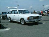 Nissan Bluebird, 610 [рестайлинг], Универсал, 1973–1976