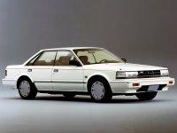 Nissan Bluebird, U11 [рестайлинг], Хардтоп, 1985–1990