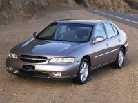 Nissan Altima, L30 [рестайлинг], Седан, 2000–2001