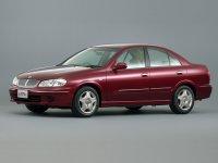 Nissan Bluebird Sylphy, G10, Седан, 2000–2003