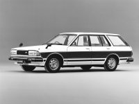 Nissan Bluebird, 910, Универсал, 1979–1993