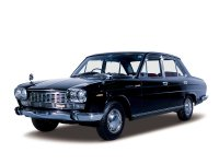 Nissan Cedric, 31 [рестайлинг], Special mark ii седан 4-дв., 1962–1971
