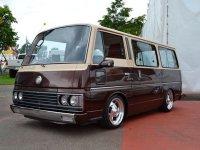 Nissan Caravan, E23, Микроавтобус 4-дв., 1980–1987