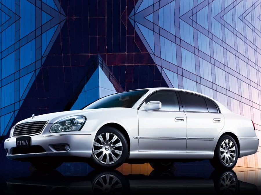Nissan Cima седан, 2004–2010, Y50 [рестайлинг] - отзывы, фото и характеристики на Car.ru