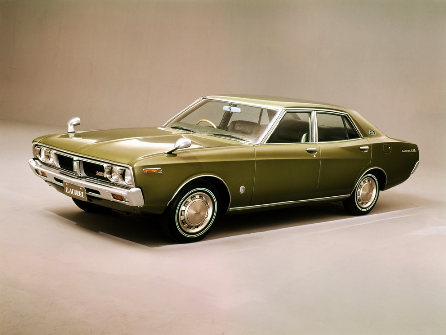 Nissan Laurel седан, 1972–1977, C130 - отзывы, фото и характеристики на Car.ru