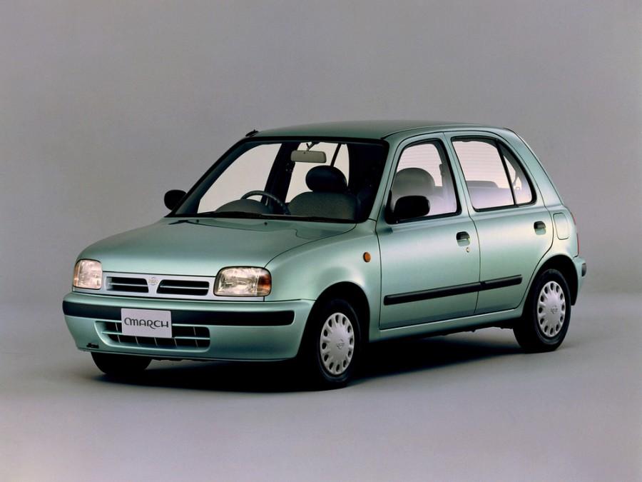 Nissan March хетчбэк 5-дв., 1992–1997, K11 - отзывы, фото и характеристики на Car.ru