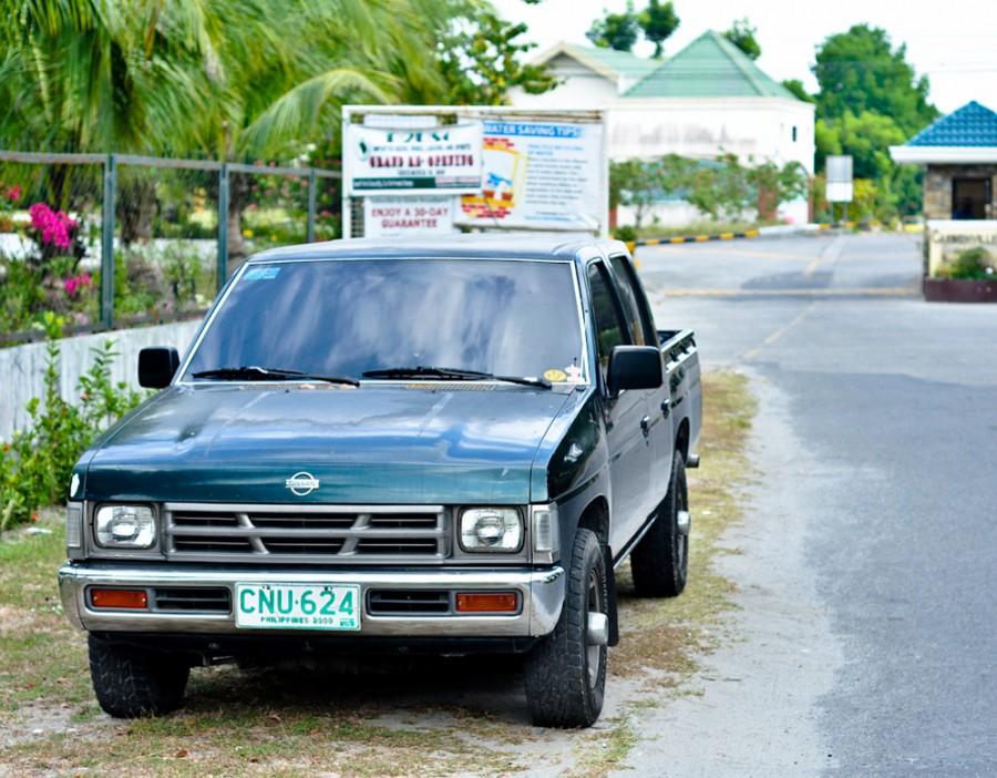 Nissan Hardbody Crew Cab пикап 4-дв., D21 [рестайлинг] - отзывы, фото и характеристики на Car.ru