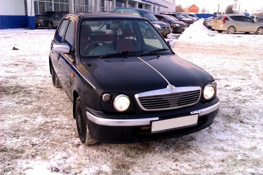 Nissan March Polka хетчбэк 5-дв., 1997–2002, K11 [рестайлинг] - отзывы, фото и характеристики на Car.ru