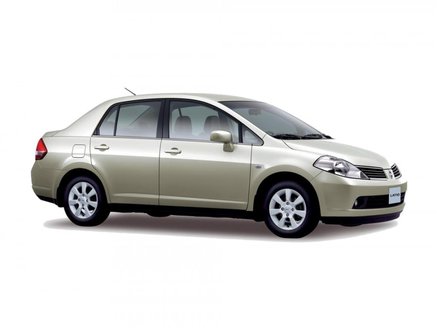 Nissan Latio седан, 2004–2008, C11 - отзывы, фото и характеристики на Car.ru