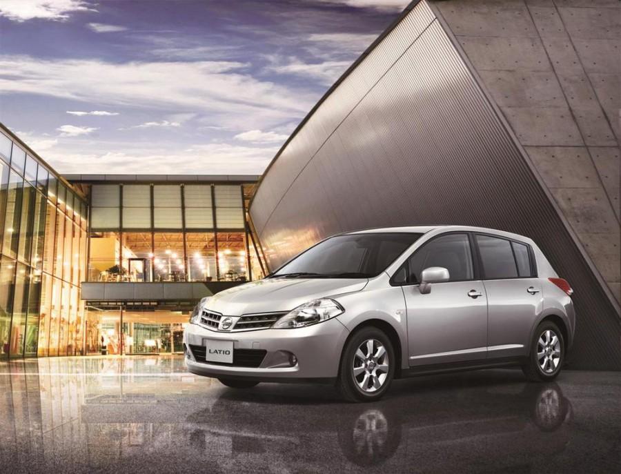 Nissan Latio хетчбэк, 2008–2016, C11 [рестайлинг] - отзывы, фото и характеристики на Car.ru