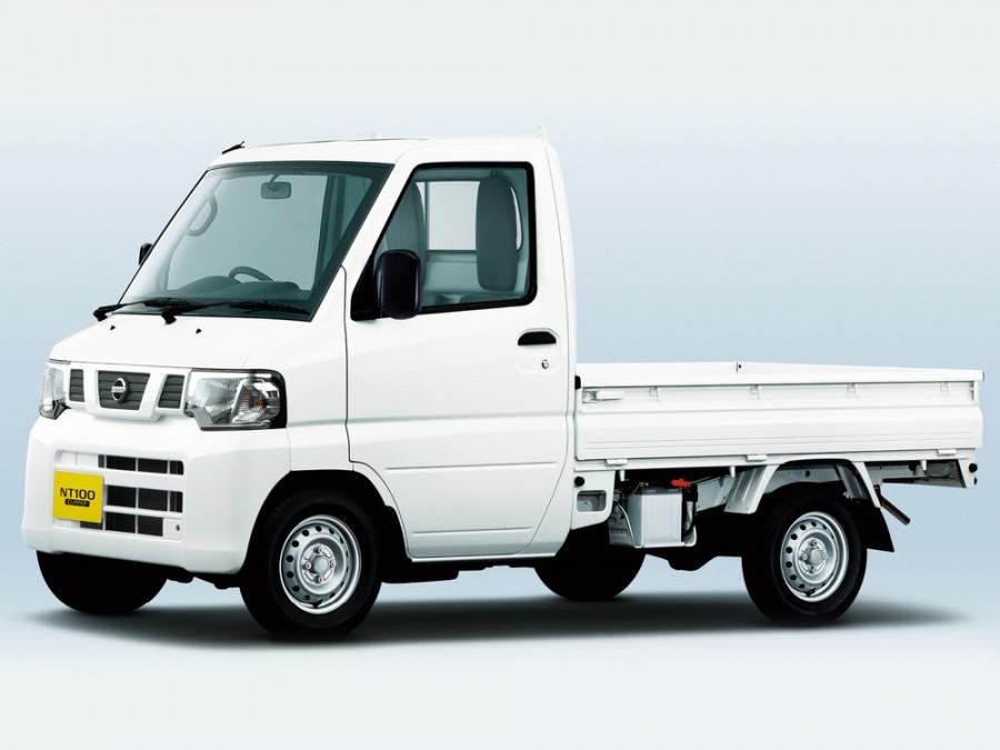 Nissan Clipper NT100 борт, 2012–2016, U71 [рестайлинг] - отзывы, фото и характеристики на Car.ru
