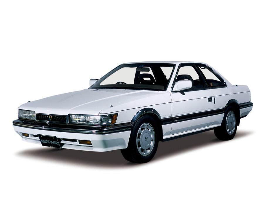 Nissan Leopard купе, 1986–1992, F31 - отзывы, фото и характеристики на Car.ru