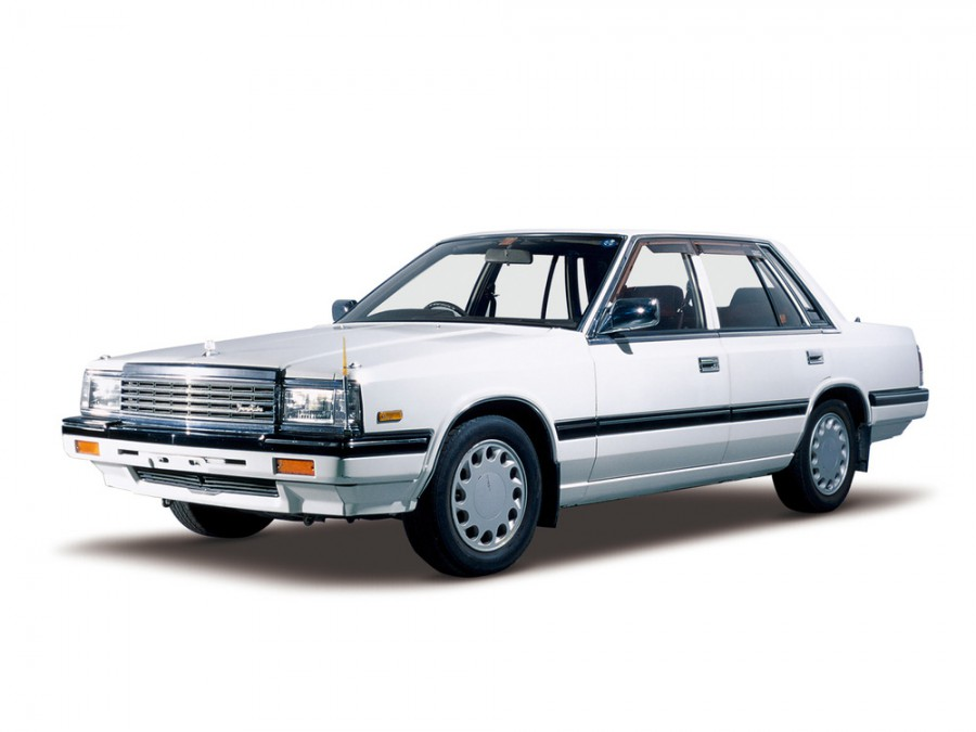 Nissan Laurel седан, 1984–1986, C32 - отзывы, фото и характеристики на Car.ru