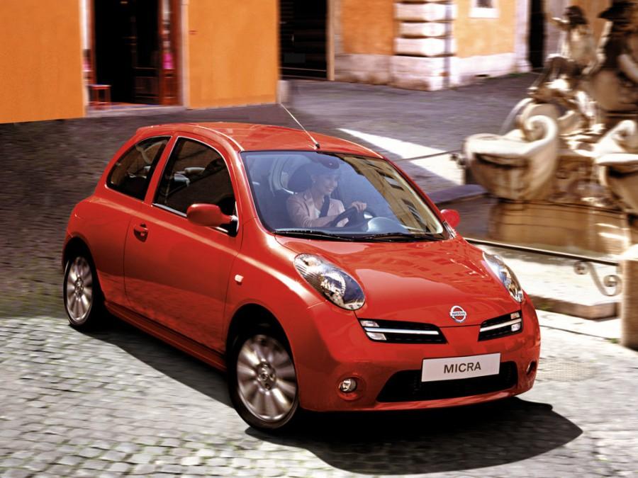 Nissan Micra хетчбэк 3-дв., 2007–2010, K12C [рестайлинг] - отзывы, фото и характеристики на Car.ru