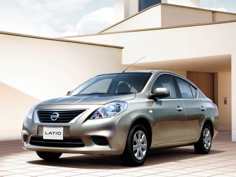 Nissan Latio седан, 2012–2016, N17 - отзывы, фото и характеристики на Car.ru