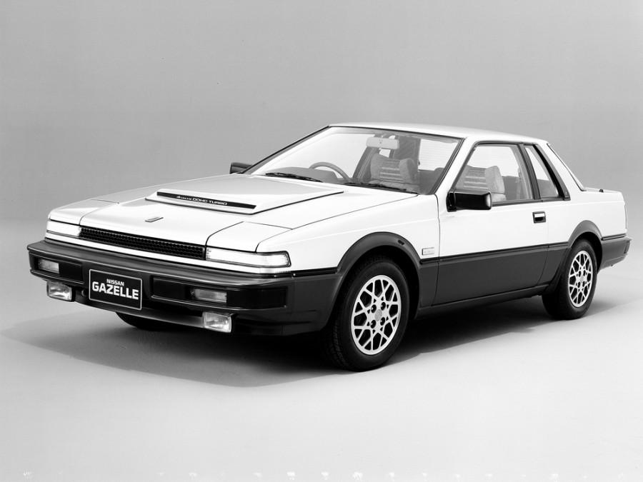 Nissan Gazelle купе, 1983–1986, S12 - отзывы, фото и характеристики на Car.ru