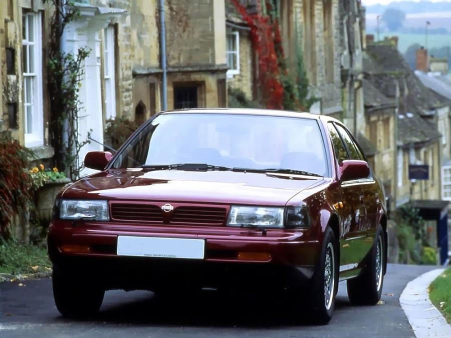 Nissan Maxima седан, 1988–1994, J30 - отзывы, фото и характеристики на Car.ru