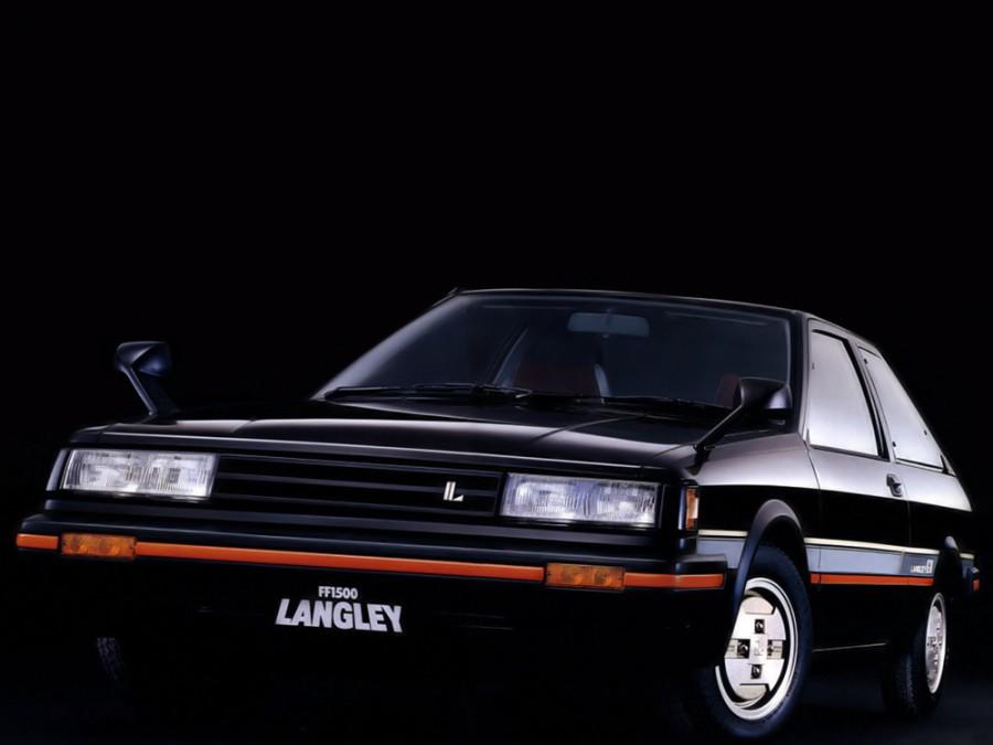 Nissan Langley хетчбэк 3-дв., 1982–1986, N12 - отзывы, фото и характеристики на Car.ru