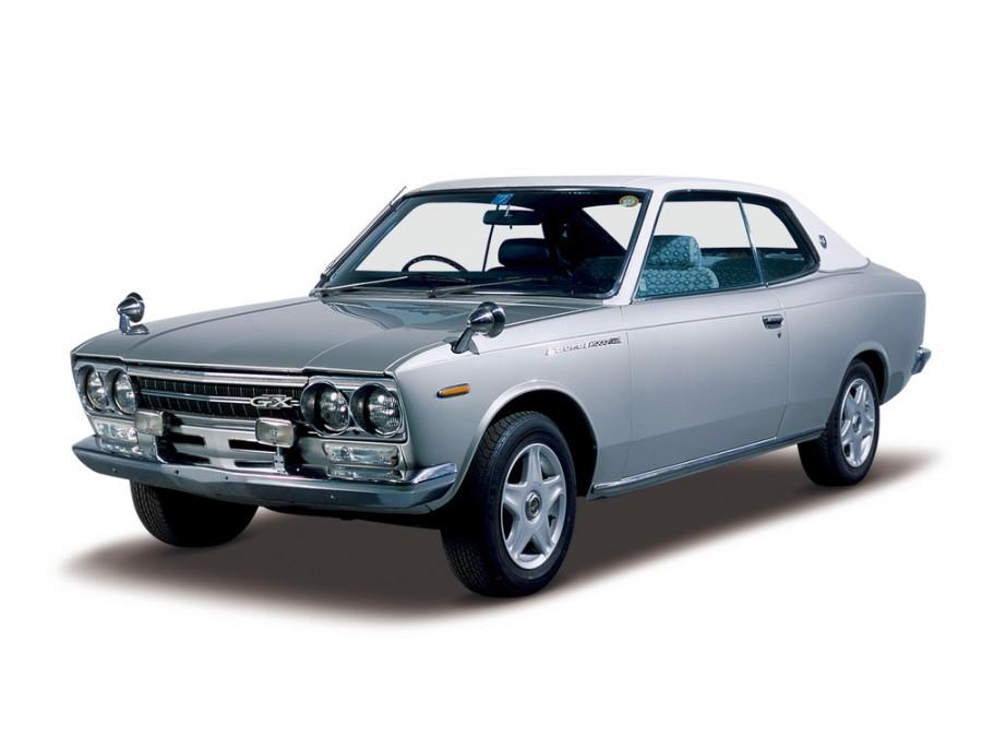 Nissan Laurel хардтоп, 1968–1972, C30 - отзывы, фото и характеристики на Car.ru