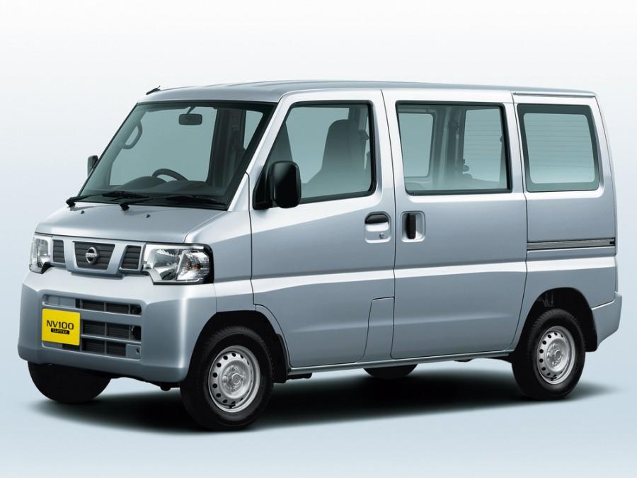 Nissan Clipper NV100 фургон, 2012–2016, U71 [рестайлинг] - отзывы, фото и характеристики на Car.ru