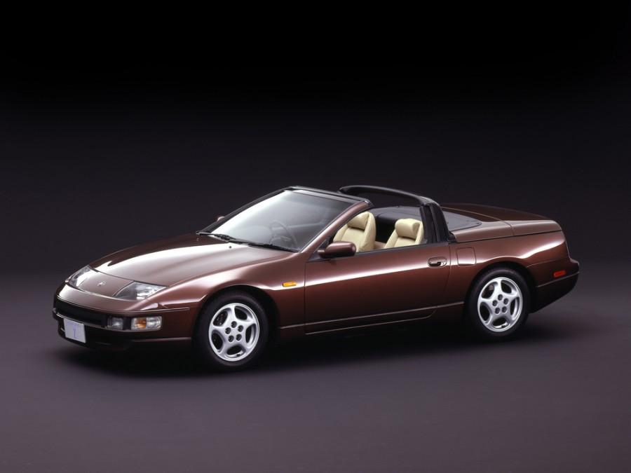 Nissan Fairlady Z кабриолет, 1989–1996, Z32 - отзывы, фото и характеристики на Car.ru