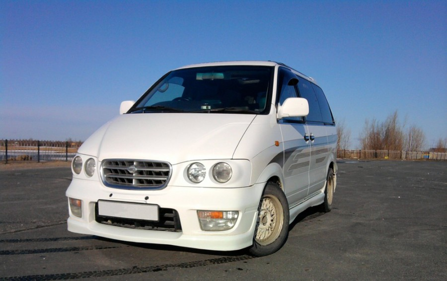nissan largo highway star 2.4