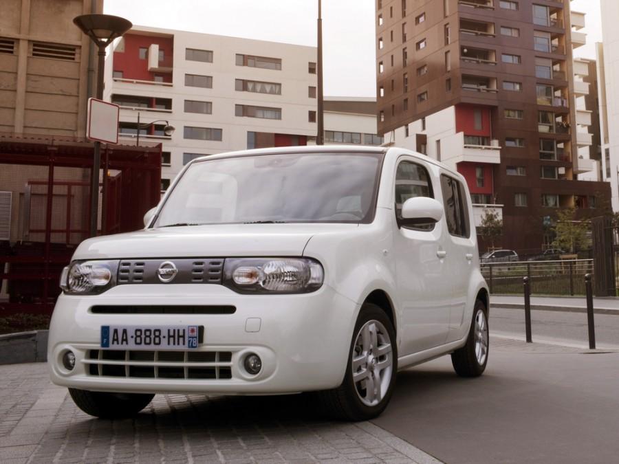 Nissan Cube минивэн, 2008–2016, 3 поколение - отзывы, фото и характеристики на Car.ru