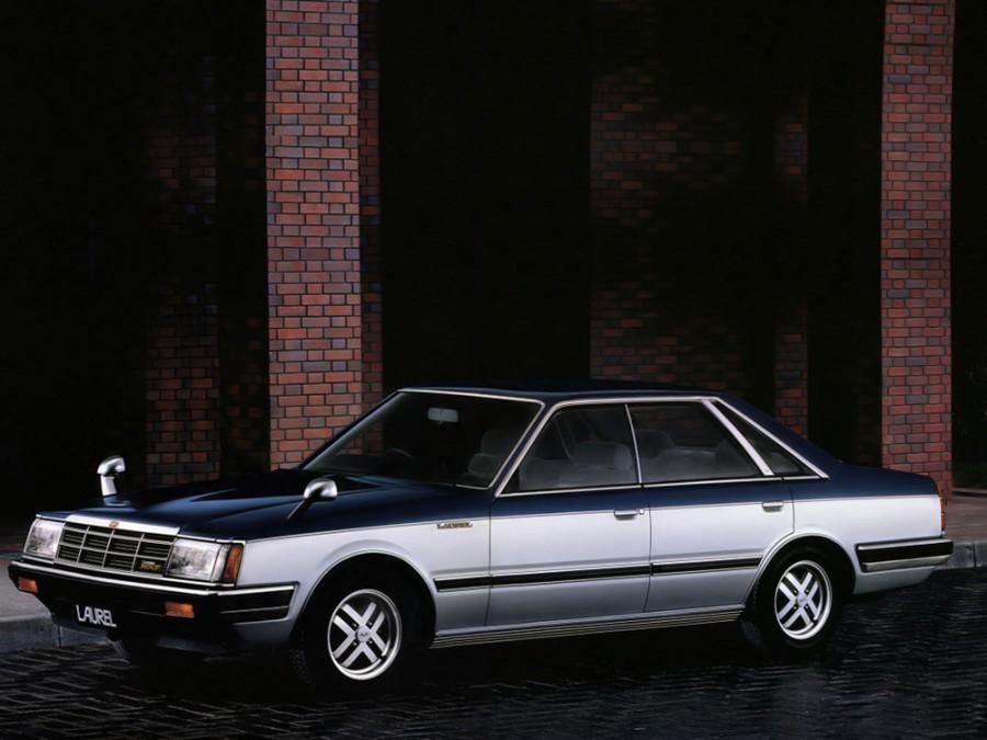 Nissan Laurel хардтоп, 1980–1984, C31 - отзывы, фото и характеристики на Car.ru
