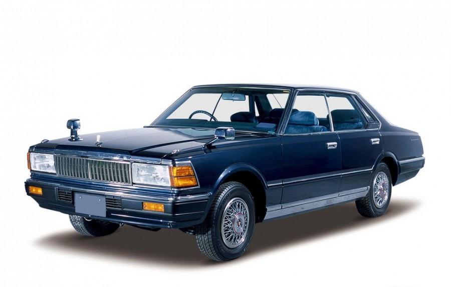 Nissan Gloria хардтоп, 1979–1983, 430 - отзывы, фото и характеристики на Car.ru