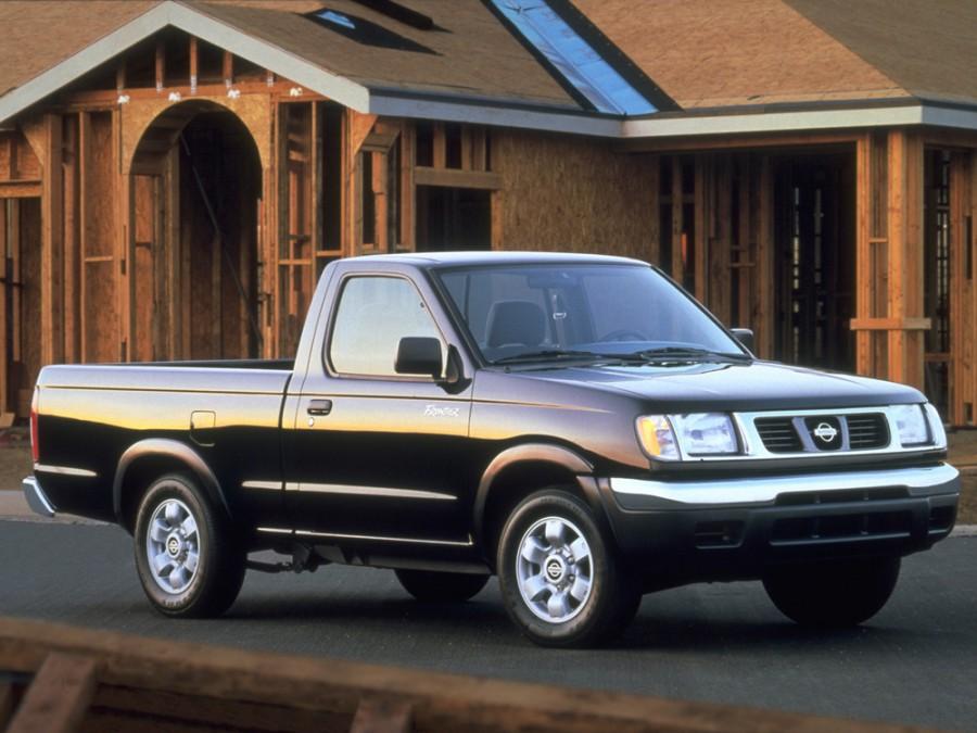Nissan Frontier Regular Cab пикап 2-дв., 1998–2016, 1 поколение - отзывы, фото и характеристики на Car.ru