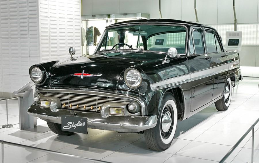 Nissan Gloria седан, 1959–1962, BLSI - отзывы, фото и характеристики на Car.ru